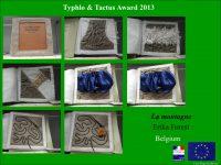 photo Prix Typhlo & Tactus, 11e édition, 2013