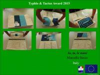 photo Prix Typhlo & Tactus, 12eédition, 2015